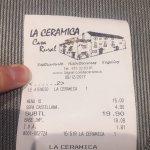 ภาพถ่ายของ La Ceramica Restaurant