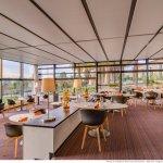 Foto de Restaurant Le Saint-James Relais & Chateaux