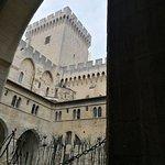 Pope's Palace (Palais des Papes) Foto