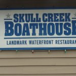 The Skull Creek Boathouse December