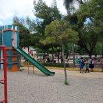 Simon Bolivar Park Foto