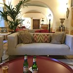 Right off of the lobby area are several very comfortable sitting areas where you can relax..