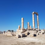 The remaining Hercules temple