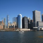 NYC from Staten Island Ferry