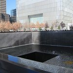 World Trade Center Memorial, One of Two