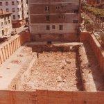 Solar de nuevo Hotel Jaúregui 1979