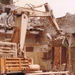 Derribo anterior Hotel Jaúregui 1979