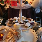 Christmas afternoon tea was amazing with glass of prosecco too. Booked as birthday present for a