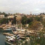 Antalya's marina