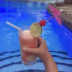 best Piña coladas on the island!