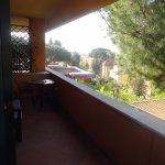Nice view from our room, the breakfast area and the park close to the Hotel.