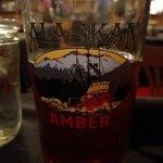 Alaskan beer! We loved it