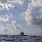 Quaint sailboat