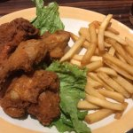 Freid chicken meal