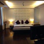 Suite -- sleeping area