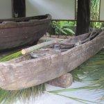 Ancienne pirogue