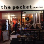 Photo of The pocket BURLEIGH