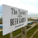 Cliff Top Beer Garden
