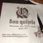 Restaurant Don Quijote