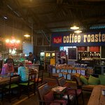 Photo of The Blue Shed Coffee Roastery