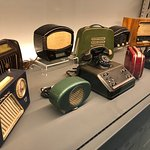 Radios and Phones from Cold War Era - Wende Museum