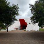 Niemeyer pavillion