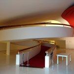 Niemeuer Pavilion inside