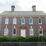 Thomas Nelson House is an historic Colonial home in Yorktown, Virginia was built around 1730.