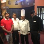 This hotel offers tasty food under the leadership of Chef Dinesh.