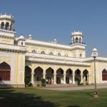 Chowmahalla Palace - from the lawn