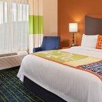Fairfield Inn & Suites by Marriott Harrisonburg Foto