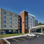 Fairfield Inn & Suites Raleigh Capital Blvd. / I-540
