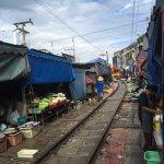 Photo of Maeklong Railway Market (Talad Rom Hub)
