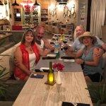 Dinner at Pan di Bacco