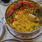Spanish Potato Grill Foto
