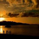 Sunset at D'Albora Marina