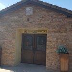 Bel Vino Winery Entrance