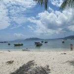 Curieuse Island Anse Josee Beach