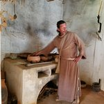 Friary Kitchen at Mission San Luis
