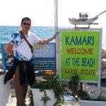 Photo de Kamari Beach