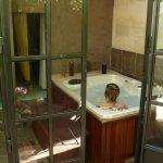 spa hydromassant