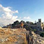 вид на Замок с Камня Цереры
