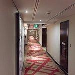 floor lobby/corridor