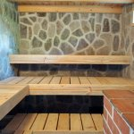 CASA LOBO starting on Christmas 2017 with new sauna