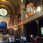 Fotografie: Španělská synagoga, Židovské muzeum v Praze