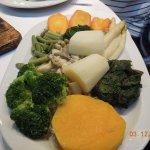 Vegetables for 2