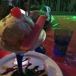 Svalkande dessert
