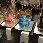 Bebidas incluidas en pensión