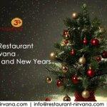 Weihnachten & Silvester im Nirvana-The Indian Restaurant