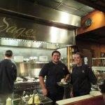 Foto de Sage Room Restaurant Bar